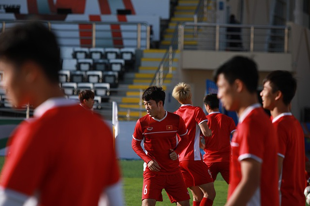 Đặng Văn Lâm lộ sự căng thẳng trước trận gặp Iran - Ảnh 7.