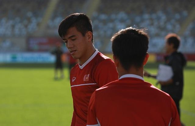 Đặng Văn Lâm lộ sự căng thẳng trước trận gặp Iran - Ảnh 6.