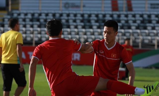 Đặng Văn Lâm lộ sự căng thẳng trước trận gặp Iran - Ảnh 4.