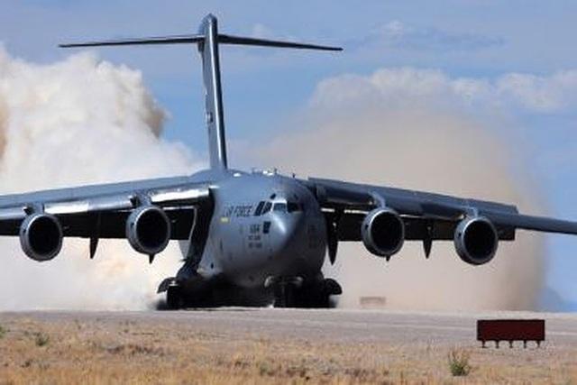 Ấn Độ gây choáng cho Trung Quốc khi đưa được phi đội C-17 lên địa bàn chiến lược - Ảnh 12.