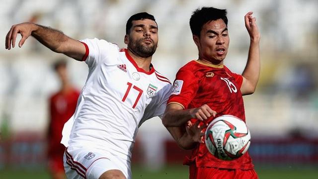 Ngôi sao Iran: Chúng tôi có thể ghi thêm bàn vào lưới tuyển Việt Nam - Ảnh 1.