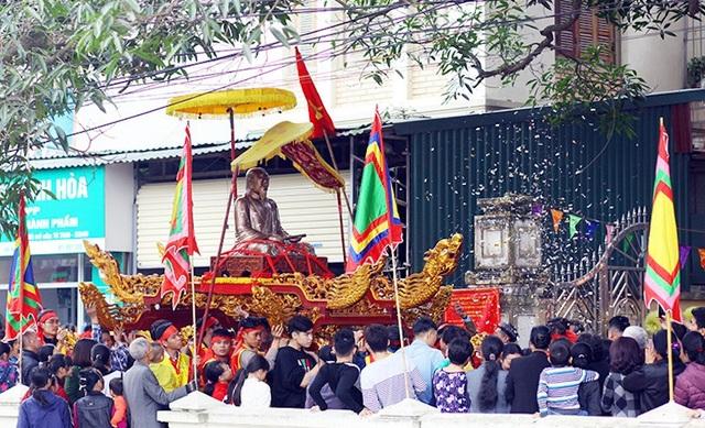 Long trọng tưởng niệm 345 năm ngày sinh và trao tượng đồng danh nhân Nguyễn Quý Ân - Ảnh 7.