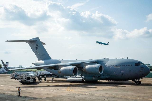 Ấn Độ gây choáng cho Trung Quốc khi đưa được phi đội C-17 lên địa bàn chiến lược - Ảnh 7.