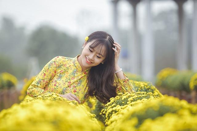 Tân hoa khôi Imiss Thăng Long khoe sắc trong bộ ảnh đón Xuân sớm - Ảnh 5.