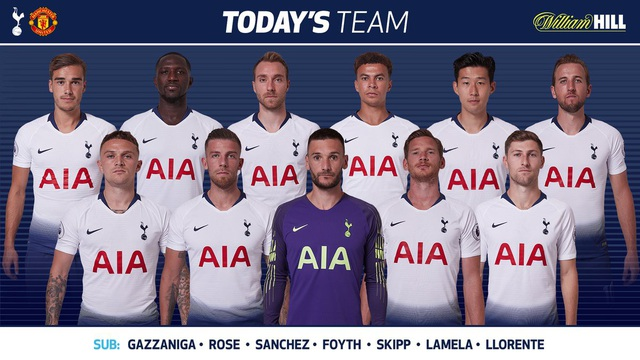 Tottenham 0-1 Man Utd: Rashford, De Gea lập chiến công - Ảnh 30.