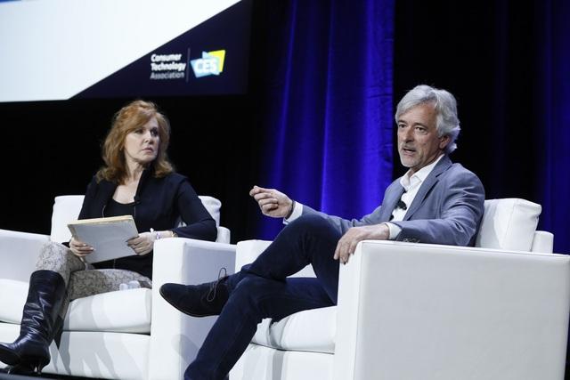 CES 2019: 5G, AI, xe tự hành… sẽ thúc đẩy nền kinh tế toàn cầu - Ảnh 3.