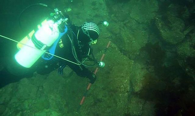 Phát hiện thành phố cổ bí ẩn 8.000 năm tuổi ở bờ biển Anh - Ảnh 1.