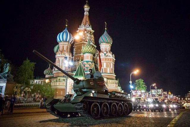 Lý do bất ngờ Nga nhập lại 30 xe tăng huyền thoại T-34 từ Lào - Ảnh 1.