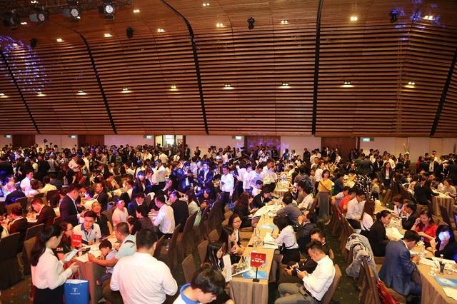 Sunshine City Sài Gòn hút khách trong cơn khát bất động sản cuối năm - Ảnh 1.
