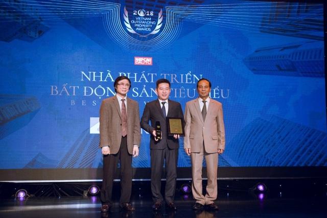 15 doanh nghiệp được trao giải Bất động sản tiêu biểu Việt Nam 2018 - Ảnh 1.