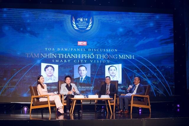 15 doanh nghiệp được trao giải Bất động sản tiêu biểu Việt Nam 2018 - Ảnh 2.