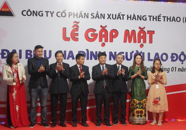 MXP tri ân thân nhân của 4 nghìn người lao động có thành tích xuất sắc - Ảnh 1.