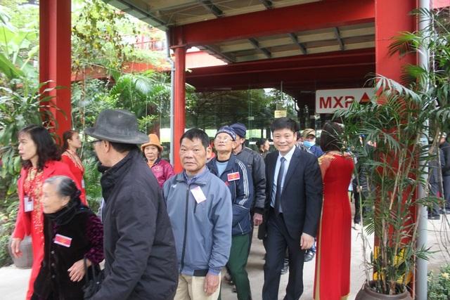 MXP tri ân thân nhân của 4 nghìn người lao động có thành tích xuất sắc - Ảnh 11.