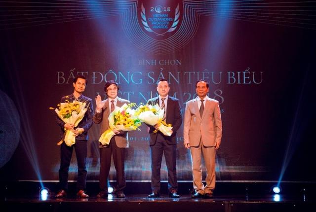 15 doanh nghiệp được trao giải Bất động sản tiêu biểu Việt Nam 2018 - Ảnh 3.