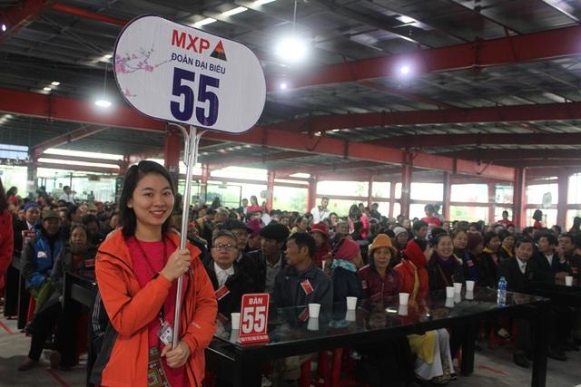 MXP tri ân thân nhân của 4 nghìn người lao động có thành tích xuất sắc - Ảnh 4.