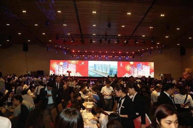 Sunshine City Sài Gòn hút khách trong cơn khát bất động sản cuối năm - Ảnh 5.