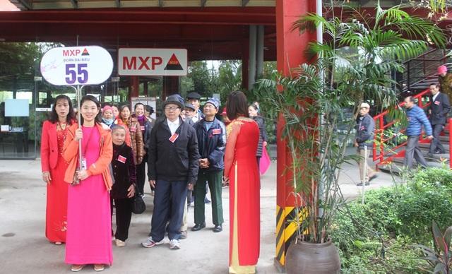 MXP tri ân thân nhân của 4 nghìn người lao động có thành tích xuất sắc - Ảnh 5.