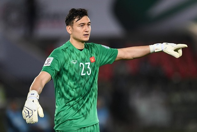 Chấm điểm trận Việt Nam 0-2 Iran: Đáng khen cho Văn Lâm - Ảnh 1.