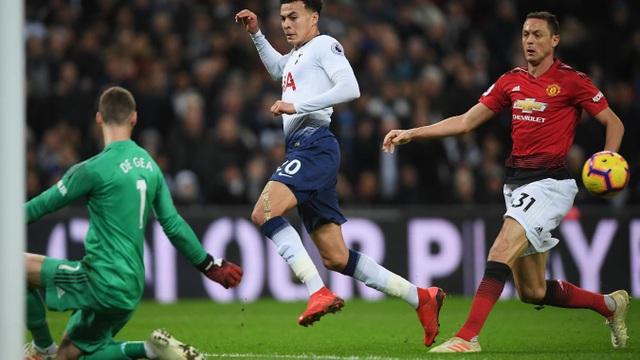 Tottenham 0-1 Man Utd: Rashford, De Gea lập chiến công - Ảnh 5.