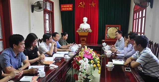 Hà Tĩnh: Năm 2018 khai trừ khỏi Đảng 28 trường hợp - Ảnh 1.