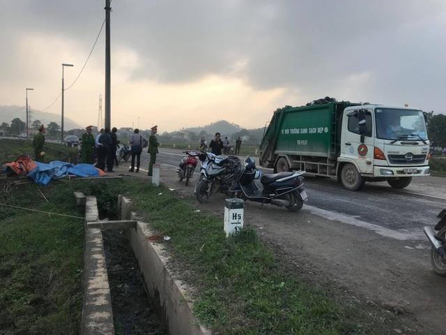 Hà Nội: Người dân mở cửa, thông đường vào bãi rác Nam Sơn - Ảnh 1.