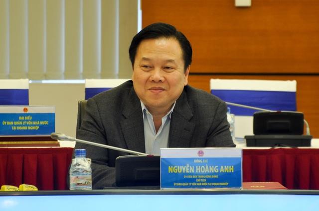 Chủ tịch siêu ủy ban quản lý vốn chia sẻ cách quản lý khối tài sản trên 2,3 triệu tỷ đồng - Ảnh 1.