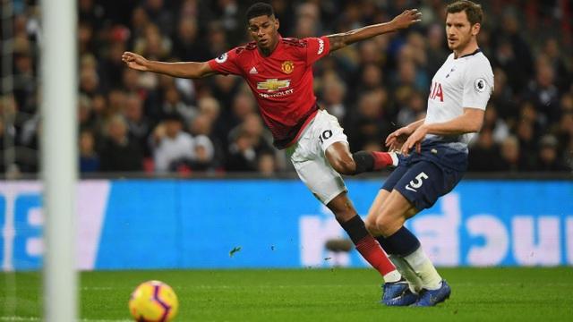Nhìn lại chiến thắng của Man Utd trước Tottenham - Ảnh 12.