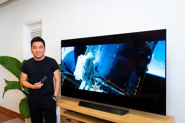 TV LG OLED siêu mỏng - thú vui thời thượng - Ảnh 3.