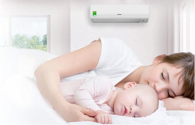 Chọn máy lạnh thanh lọc không khí, đón Tết sức khoẻ - Ảnh 2.