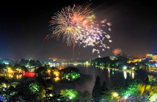 Các địa phương chốt kế hoạch bắn pháo hoa mừng năm mới - Ảnh 1.