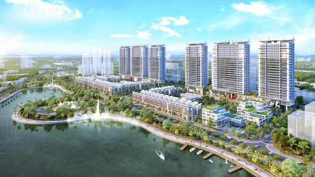 Nhà phố Hà Nội: Khu Đông tiếp tục dẫn đầu thị trường về tỷ lệ tiêu thụ - Ảnh 2.