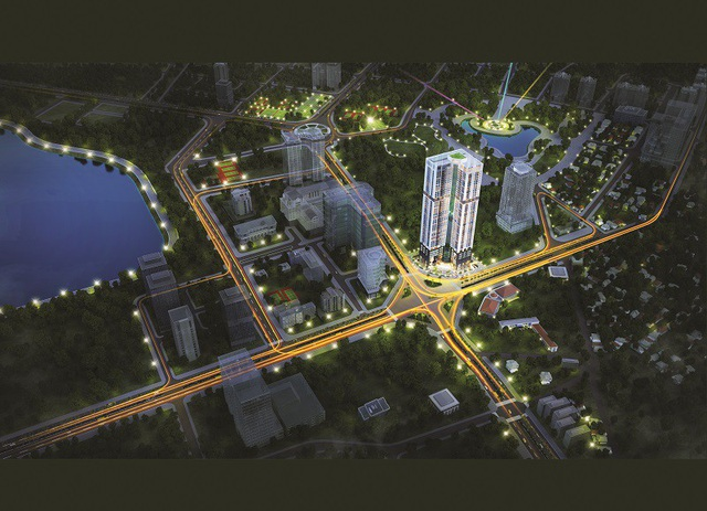 BĐS quận Cầu Giấy hút nhà đầu tư Hàn Quốc - Ảnh 1.