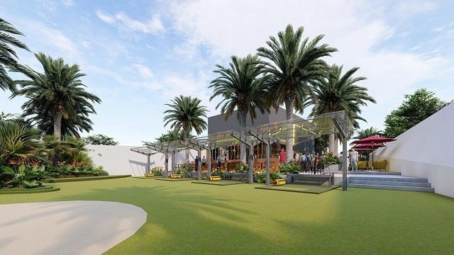 """Có gì """"hot"""" tại sân tập golf trên cao của Sunshine Golden River?! - Ảnh 4."""