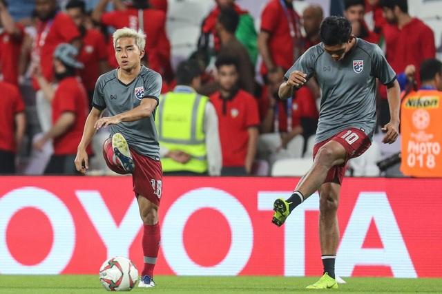 UAE 1-1 Thái Lan: Dắt tay nhau đi tiếp - Ảnh 14.