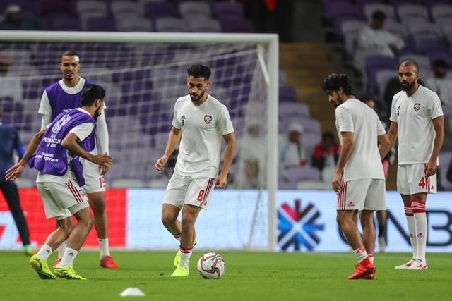 UAE 1-1 Thái Lan: Dắt tay nhau đi tiếp - Ảnh 16.