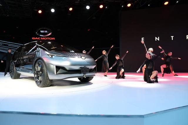 Chiêm ngưỡng mẫu xe đầu tiên của Trung Quốc thiết kế tại Mỹ - Ảnh 3.