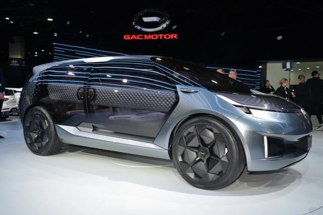 Chiêm ngưỡng mẫu xe đầu tiên của Trung Quốc thiết kế tại Mỹ - Ảnh 10.