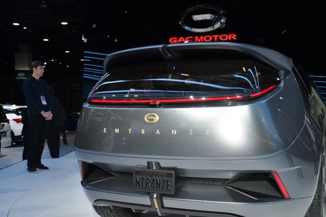 Chiêm ngưỡng mẫu xe đầu tiên của Trung Quốc thiết kế tại Mỹ - Ảnh 9.