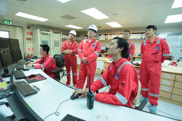 BIENDONG POC đón nhận 10 tỷ m3 khí sau 5 năm vận hành khai thác - Ảnh 1.