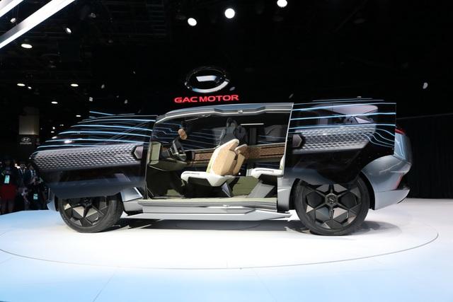 Chiêm ngưỡng mẫu xe đầu tiên của Trung Quốc thiết kế tại Mỹ - Ảnh 7.