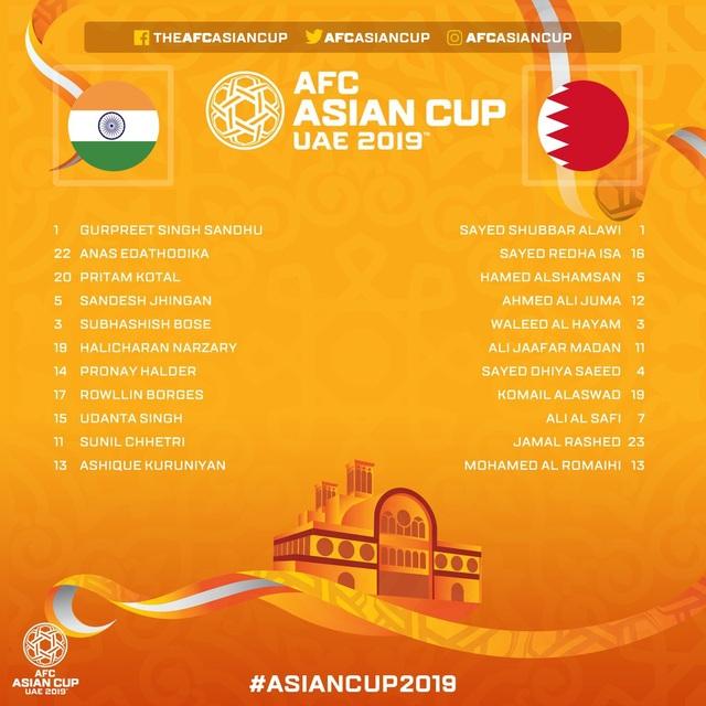 Bahrain 1-0 Ấn Độ: Quả 11m định mệnh ở cuối trận - Ảnh 7.