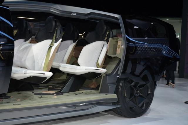 Chiêm ngưỡng mẫu xe đầu tiên của Trung Quốc thiết kế tại Mỹ - Ảnh 5.