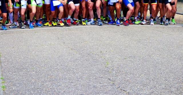 Rủi ro ở tim khi chạy marathon  - Ảnh 1.