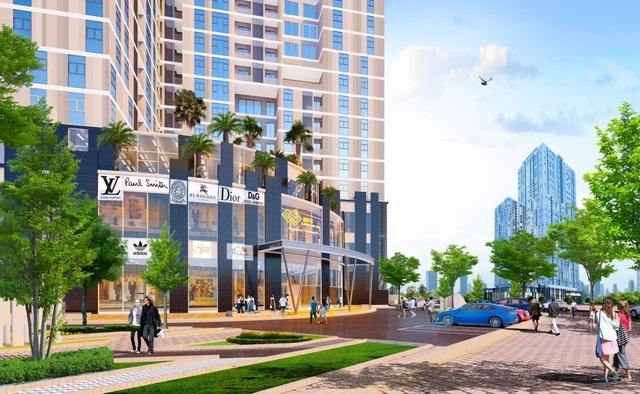 Trung tâm thương mại rộng lớn tăng sức hút cho HPC Landmark 105 - Ảnh 2.