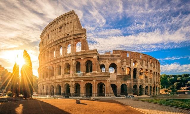 Panorama trên đỉnh vòm La Mã - Ảnh 1.