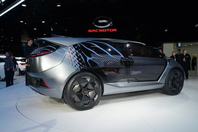 Chiêm ngưỡng mẫu xe đầu tiên của Trung Quốc thiết kế tại Mỹ - Ảnh 2.