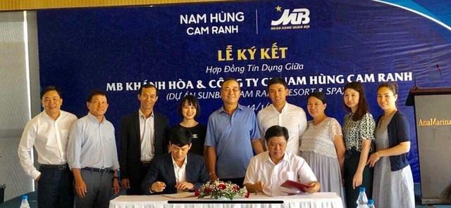 Ngân hàng Quân đội cấp vốn tín dụng 900 tỉ đồng cho dự án du lịch mới của Khánh Hòa - Ảnh 1.