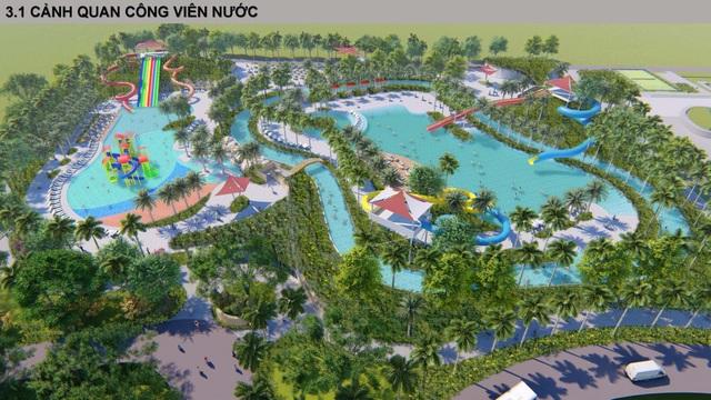 Ngân hàng Quân đội cấp vốn tín dụng 900 tỉ đồng cho dự án du lịch mới của Khánh Hòa - Ảnh 2.