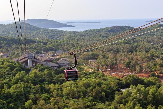 Sun World Hon Thom Nature Park ưu đãi cực khủng dịp Tết Nguyên Đán - Ảnh 2.