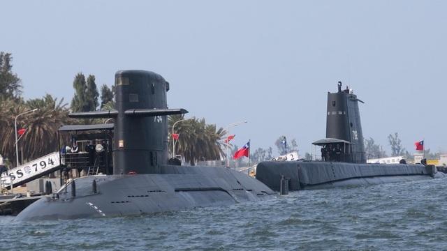Trung Quốc cảnh báo các nước giúp Đài Loan chế tạo tàu ngầm - Ảnh 1.